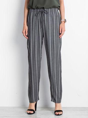 Szare spodnie Rediscover