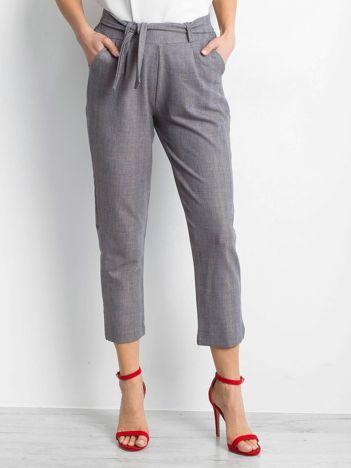Szare spodnie Soonly