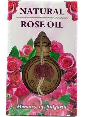 THE ROSE 100% Olejek z płatków róży damasceńskiej 0,5 ml