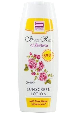 THE ROSE Balsam ochronny SPF 30 Seven Roses 200 ml