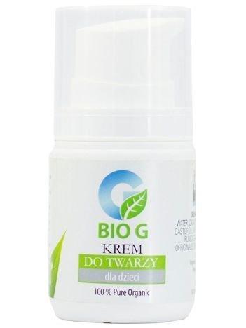 THE ROSE Krem do twarzy dla dzieci BioG 75 ml