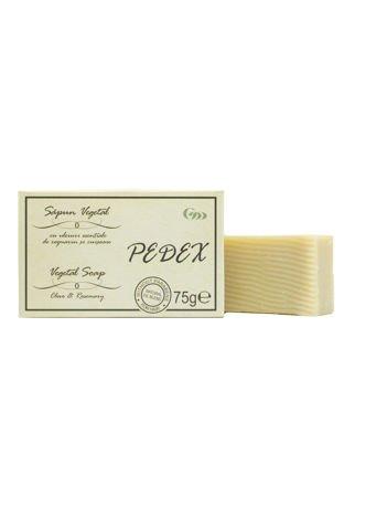 THE ROSE Mydło roślinne Pedex z rozmarynem i goździkami 75 g