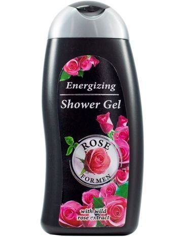 THE ROSE Żel pod prysznic dla mężczyzn 250 ml