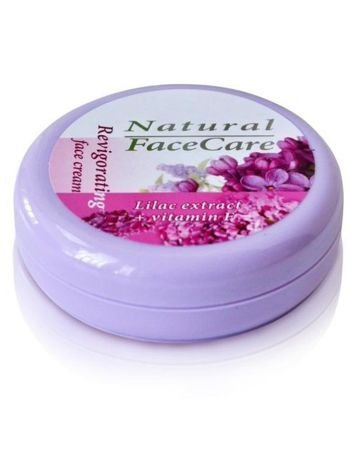 The Rose Lilac Naturalny krem do twarzy z ekstraktem z bzu i wit.F rewitalizujący 150 ml