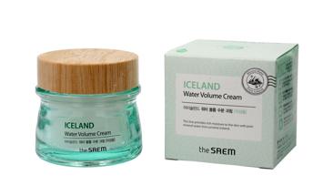 """The SAEM Iceland Water Volume Cream Krem nawilżający do twarzy - cera tłusta  80ml"""""""