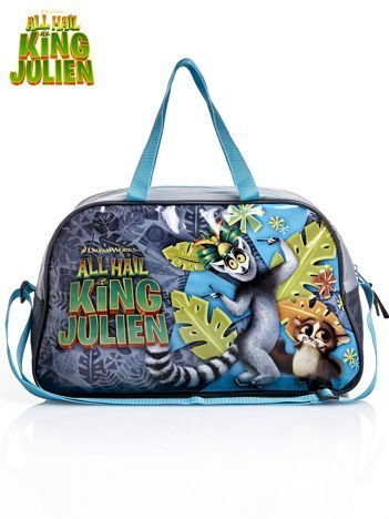 Torba na ramię z motywem ALL HAIL KING JULIEN