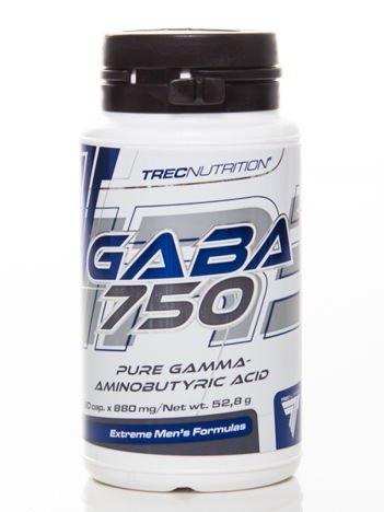 Trec - GABA 750 - 60 kapsułek