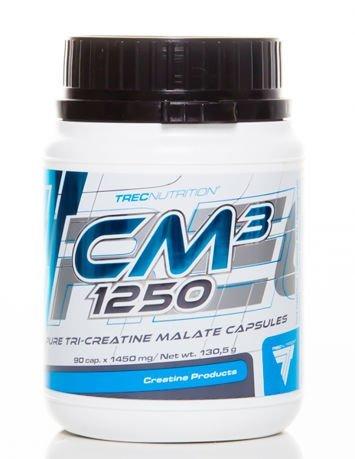 Trec - Jabłczan kreatyny CM3 - 90 tabs