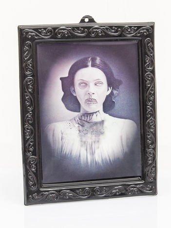 Upiorne zdjęcie kobiety 3D