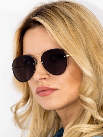 VICS Okulary przeciwsłoneczne+ miękkie etui gratis