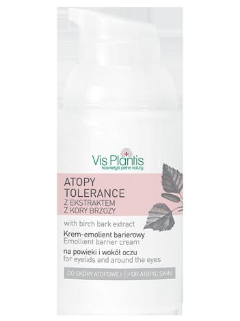 Vis Plantis Atopy Tolerance Krem-emolient barierowy na powieki i wokół oczu - skóra atopowa 30 ml