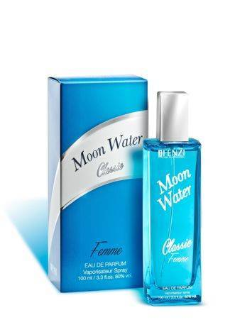 WODA PERFUMOWANA DAMSKA JFENZI MOON WATER CLASSIC FEMME 100 ml