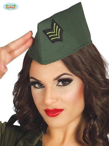 Wojskowa czapka