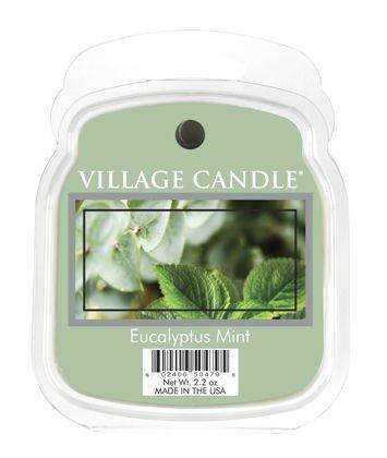 Wosk zapachowy VILLAGE - Eucalyptus Mint