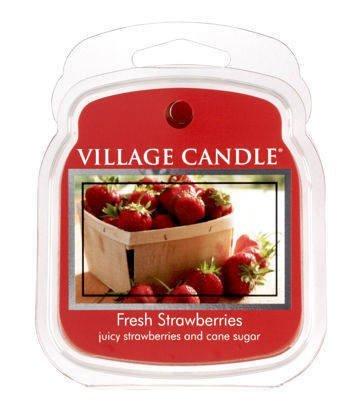 Wosk zapachowy VILLAGE - Fresh Strawberry