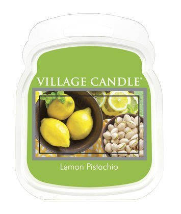 Wosk zapachowy VILLAGE - Lemon Pistachio