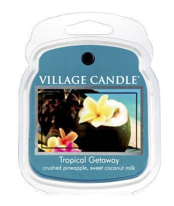 Wosk zapachowy VILLAGE - Tropical getaway