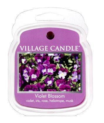 Wosk zapachowy VILLAGE - Violet Blossom