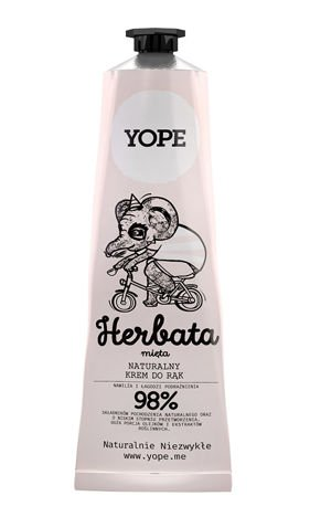 YOPE Krem do rąk Herbata 100 ml