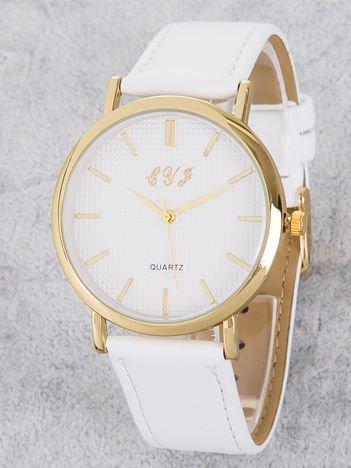 Zegarek damski biały