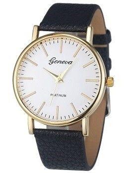 Zegarek damski złoty klasyczny