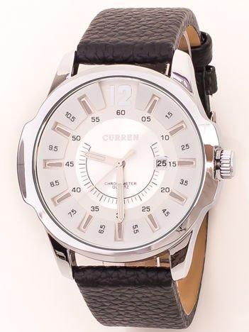Zegarek męski z datownikiem