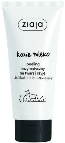 Ziaja Kozie Mleko PEELING ENZYMATYCZNY 75 ml