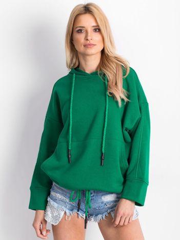 Zielona bluza Replicating