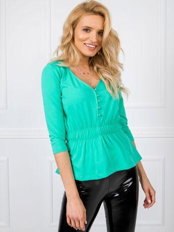 Zielona bluzka Ray
