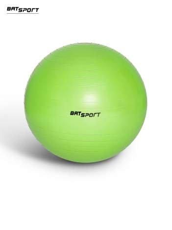 Zielona duża piłka fitness