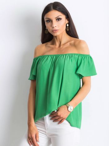 Zielona hiszpanka Delicioso