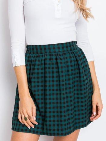 Zielona spódnica Carla