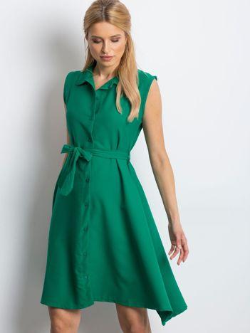 Zielona sukienka Masterclass