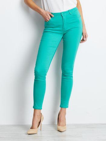 Zielone spodnie Meaning