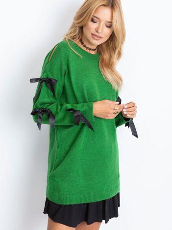 Zielony sweter Montana