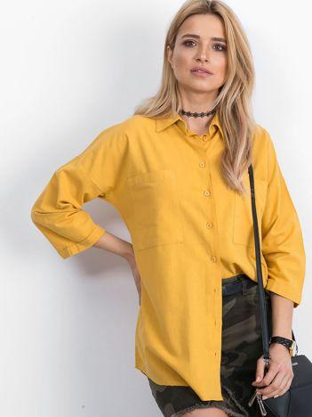 Żółta koszula Carnivore