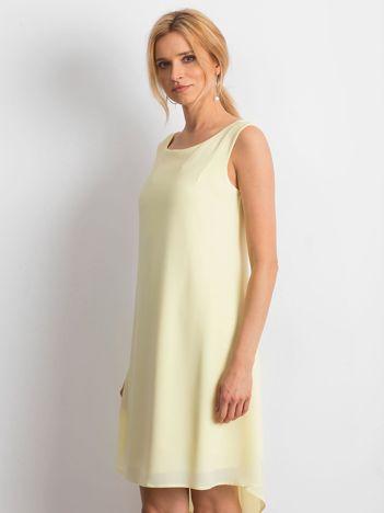 Żółta sukienka Starlight