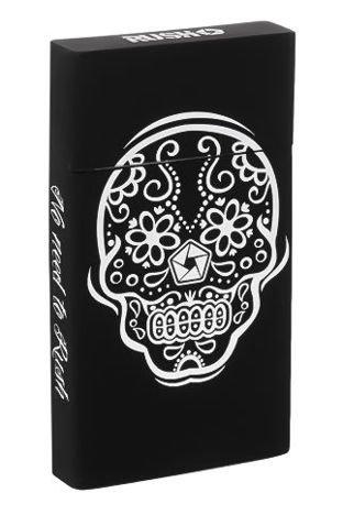 toys4smokers Etui silikonowe na papierosy slim MEXICAN SKULL