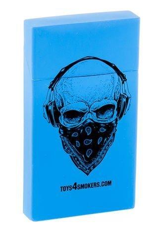 toys4smokers Etui silikonowe na papierosy slim THE HOOD