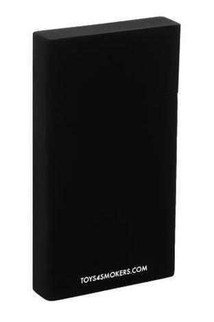 toys4smokers Etui silikonowe na papierosy slim VIP BLACK