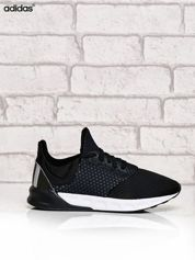ADIDAS czarne buty męskie sportowe z dwukolorową podeszwą