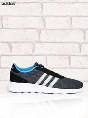 ADIDAS czarne buty męskie sportowe z fakturą