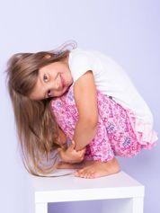 BARBIE Różowe legginsy dla dziewczynki