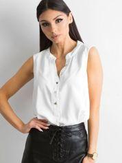 Biała damska bluzka