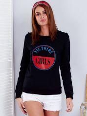 Bluza damska VICTOIRE GIRLS czarna