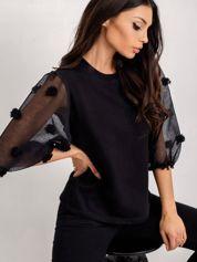 Czarna bluza Camille
