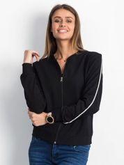 Czarna bluza Wirelessly