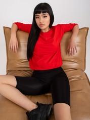 Czerwona bluzka Fiona
