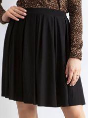 Damska spódnica czarna