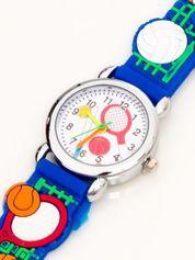 Dziecięcy zegarek z motywem SPORT